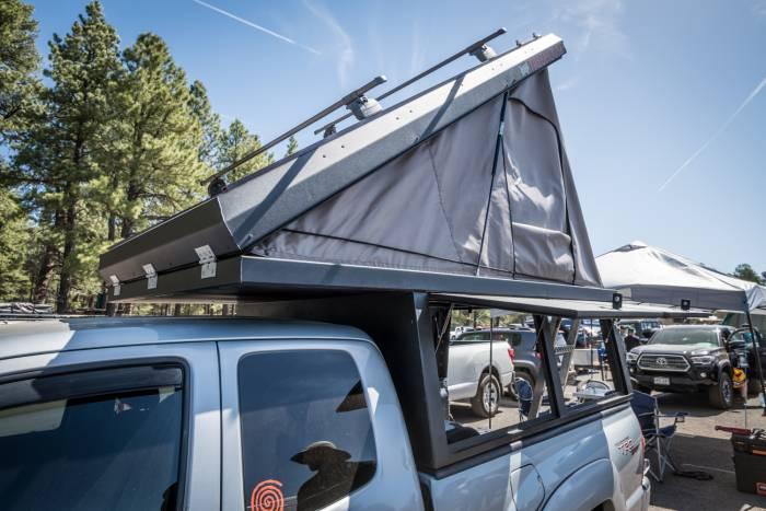 The Lightweight Pop Top Truck Camper Revolution Gearjunkie