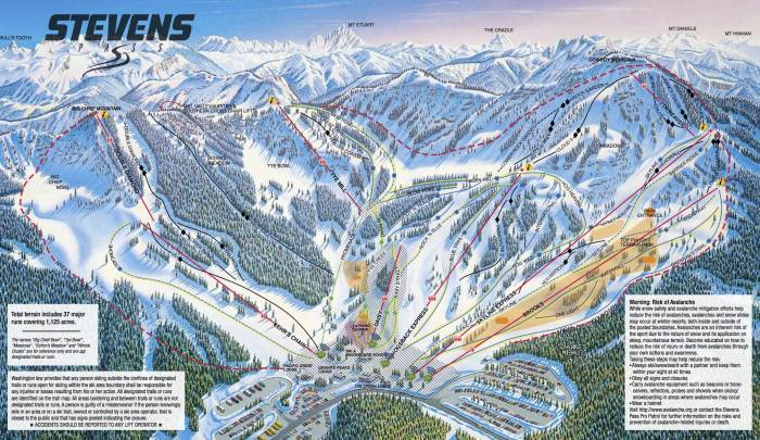 Vail Buys Stevens Pass