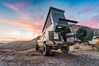 The light pop-top truck Camper Revolution