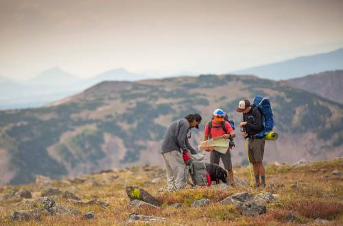 Navigate Continental Divide Trail