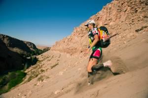 trail running heat
