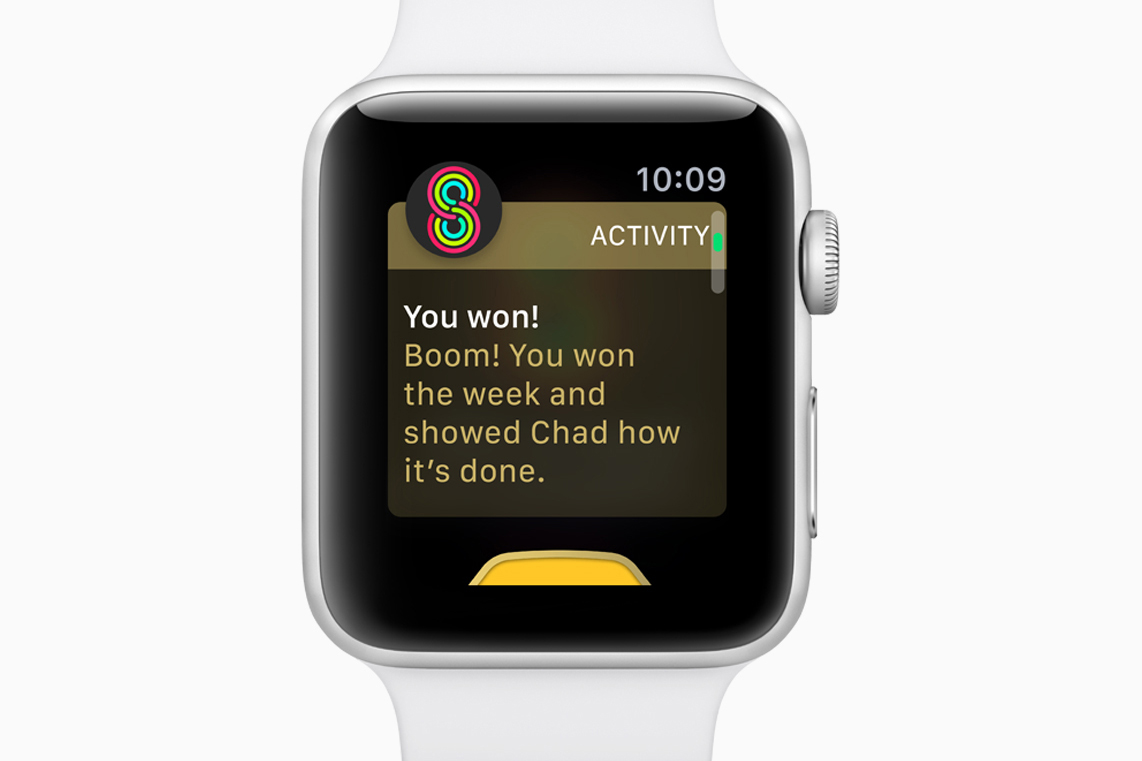 Hiking, Yoga & More: The Apple Watch Update for Athletes