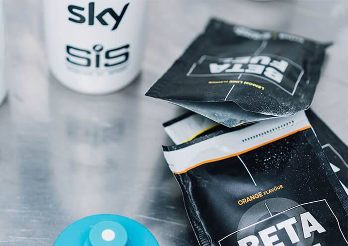 tour de france Beta Fuel endurance athletes