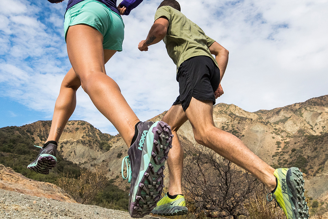 Hoka one one torrent: up for technical, down with weight | gearjunkie.