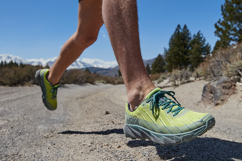 HOKA ONE ONE Torrent: Up for Technical