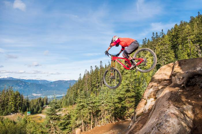 mountain biking tips for women
