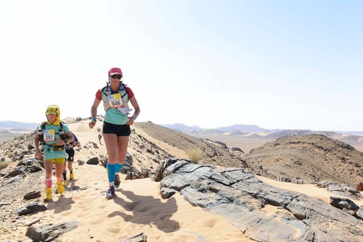 Wüsten läufer