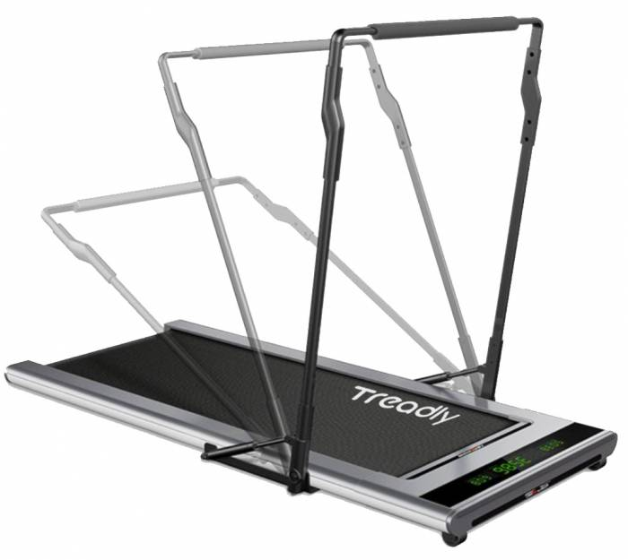 Treadly mini treadmill