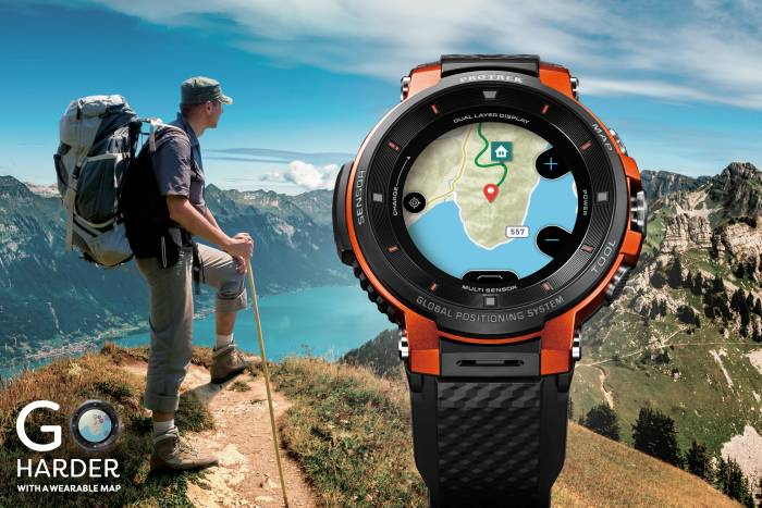 Casio GPS Watch Father's Day Gift Idea