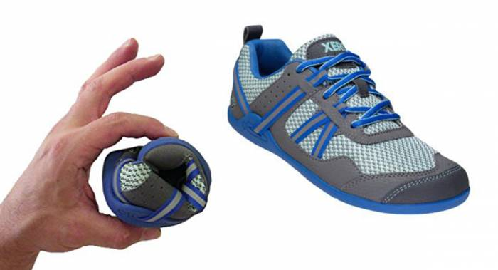 Xero Prio Most Packable Travel Running Shoe
