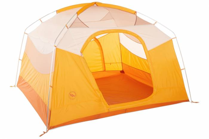 Big Agnes 4 person huge tent
