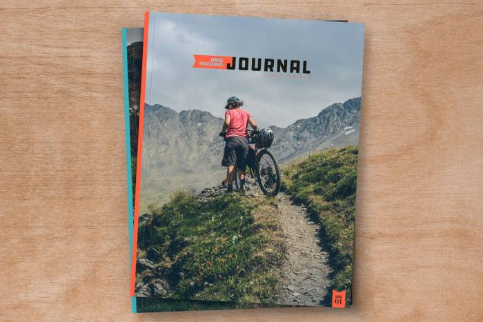 Bikepacking Journal