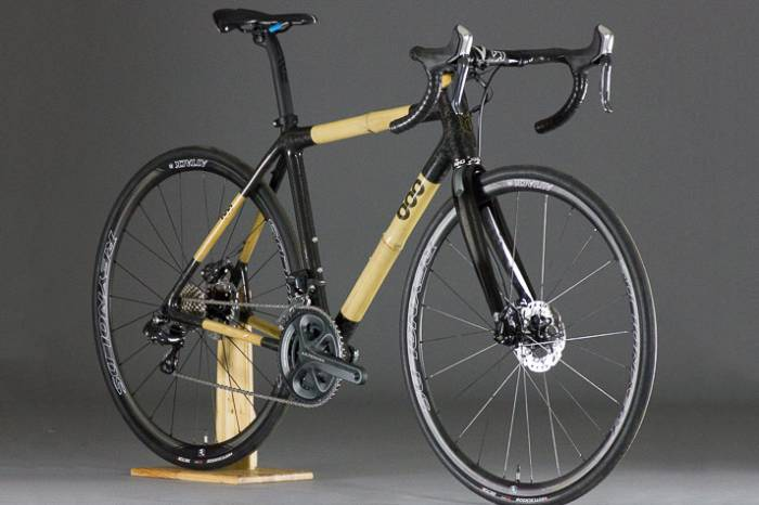 Boo SL-R bamboo bicycle