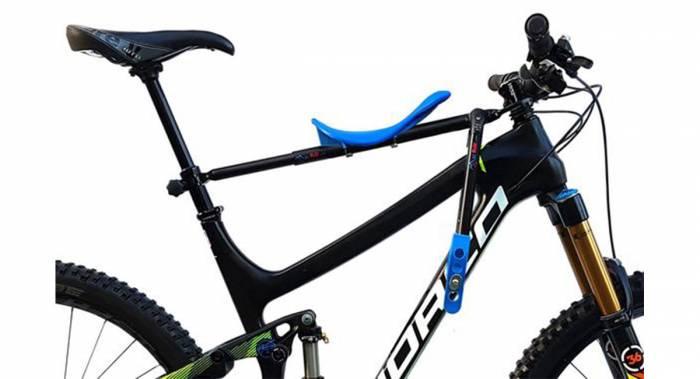 mac ride mountain bike seat for kids