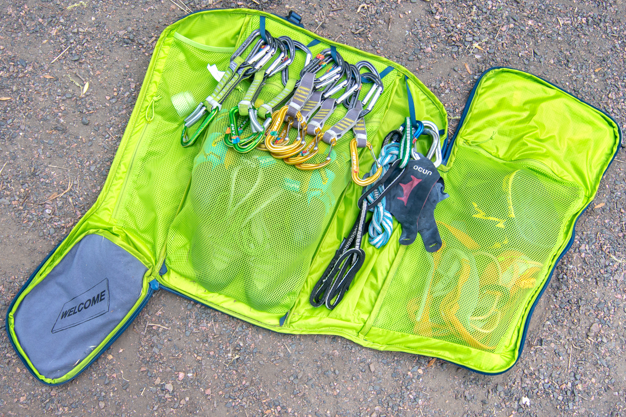 mammut neon smart sport climbing pack review