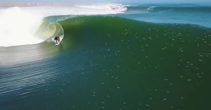 1 Wave 2 Minutes 8 Barrels Drool Worthy Surf Video