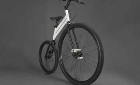 Bicymple Nuvo Penny Farthing Bike