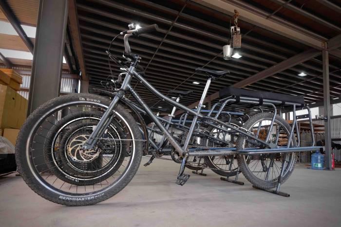 Portal Bike factory