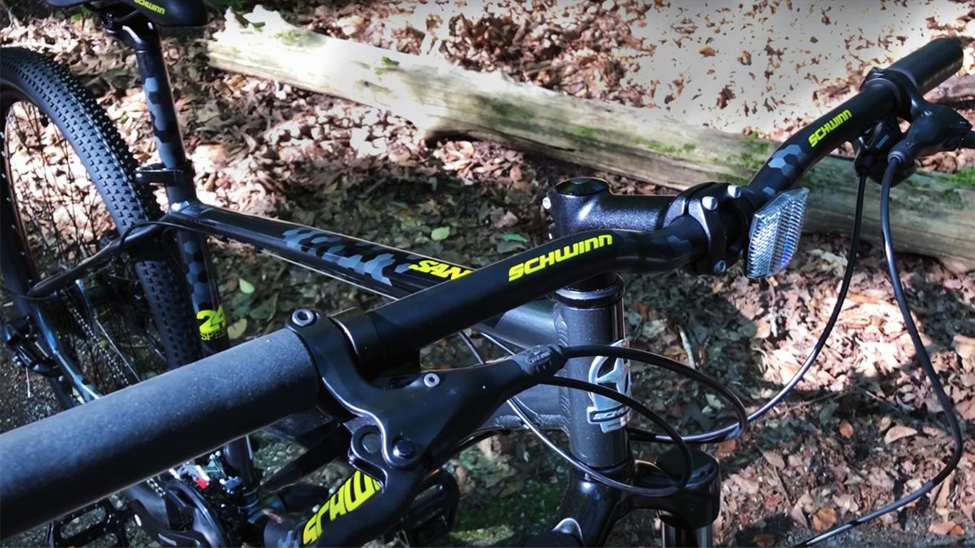 Best Western Motors >> 29er Wheels, Hydraulic Brakes: Is the $299 Schwinn Santis Walmart's 'Breakout' Bike? | GearJunkie