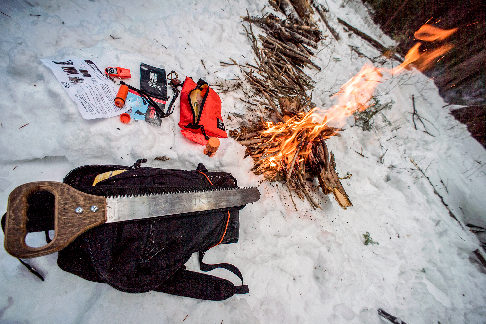 Rethink Your Survival Kit: One Expert Explains Why