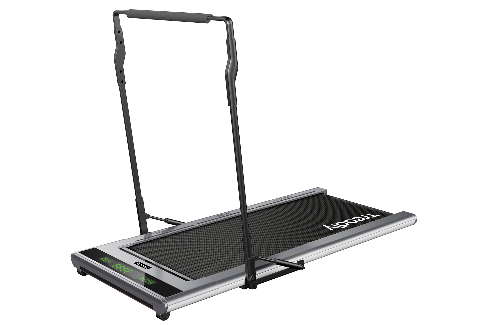 Tiny Treadmill Targets Space Crunched Runners Gearjunkie