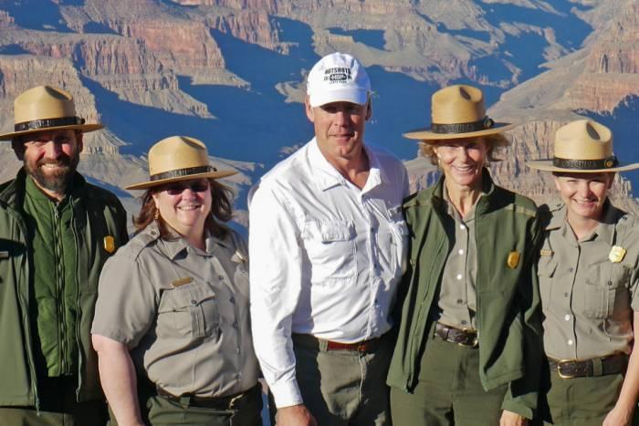 Zinke Grand Canyon