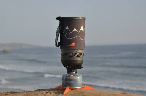 Jetboil Flash Review