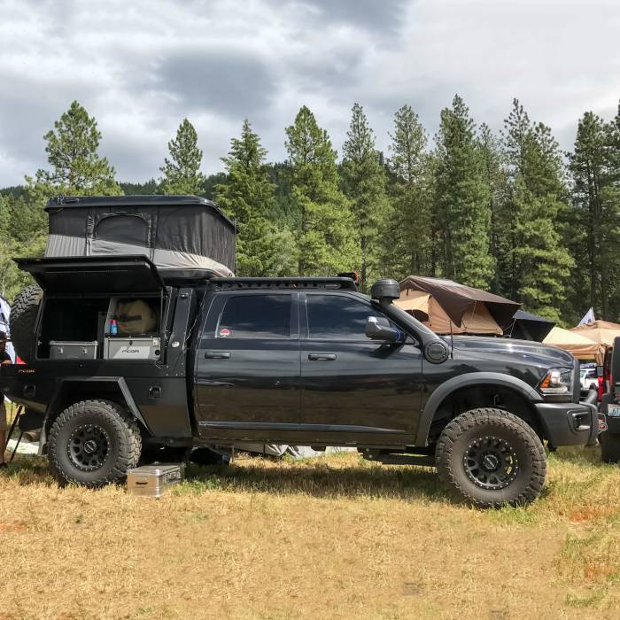 Brawny Beauties: Wild Rides From Northwest Overland Rally