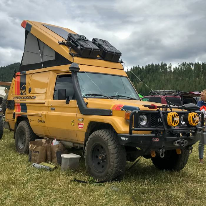 Brawny Beauties: Wild Rides From Northwest Overland Rally ...