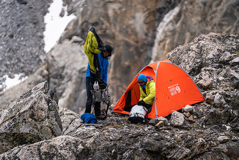 Gear Overhaul: Mountain Hardwear Doubles Down on Climbing for 2019