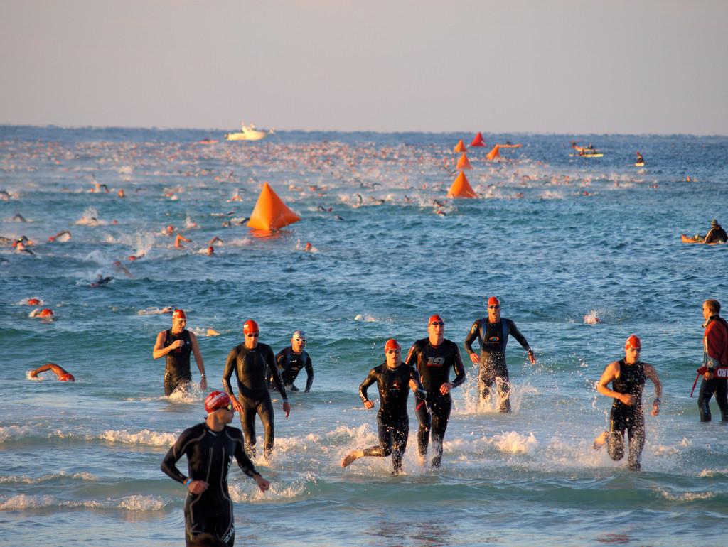 Open Water Training How To Safely Swim Outside Gearjunkie