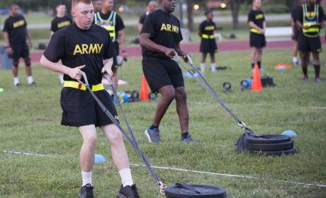 Army physical fitness test