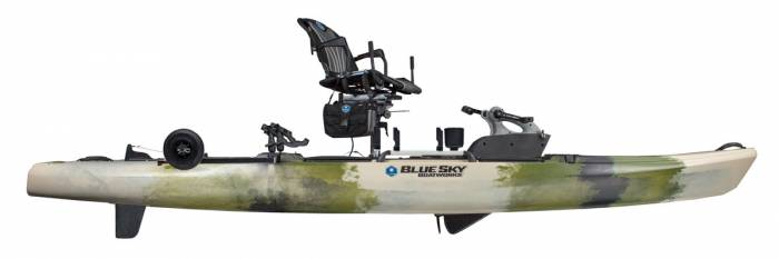 Bluesky Boatworks 360 Angler