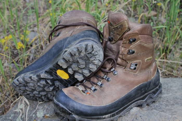 b61ca7d3e6da Used and Abused  Crispi Nevada GTX Hunting Boot Review ...