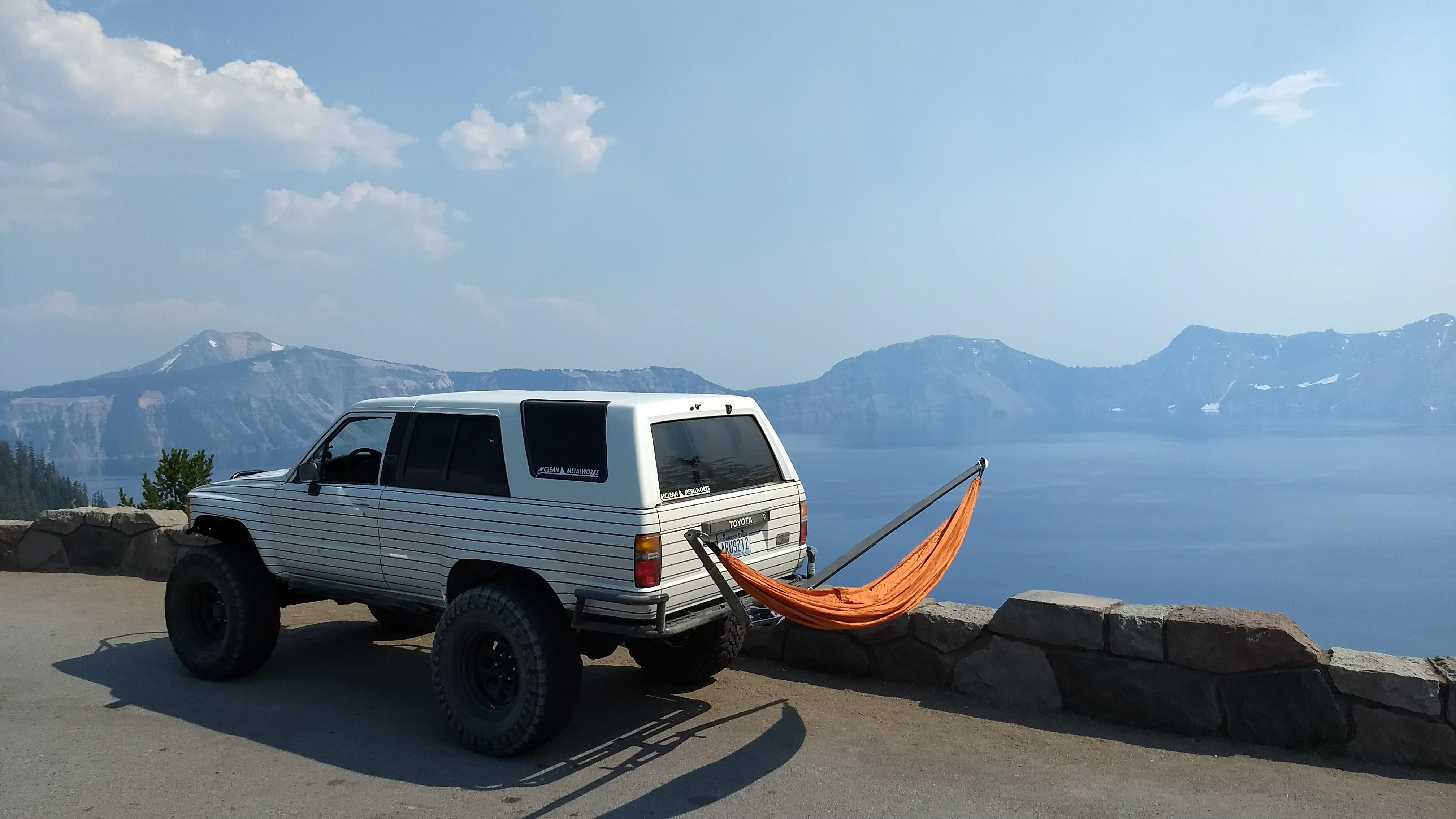 Car Mounts GJ_Deployed_Crater-Lake