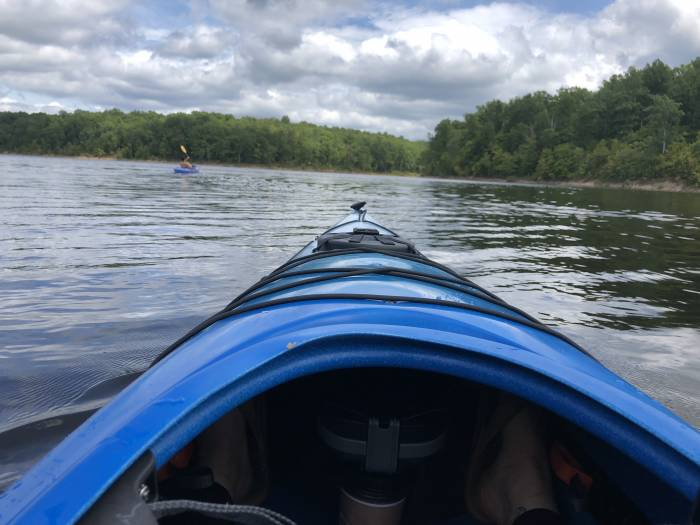 Old Town Castine 140 Kayak review
