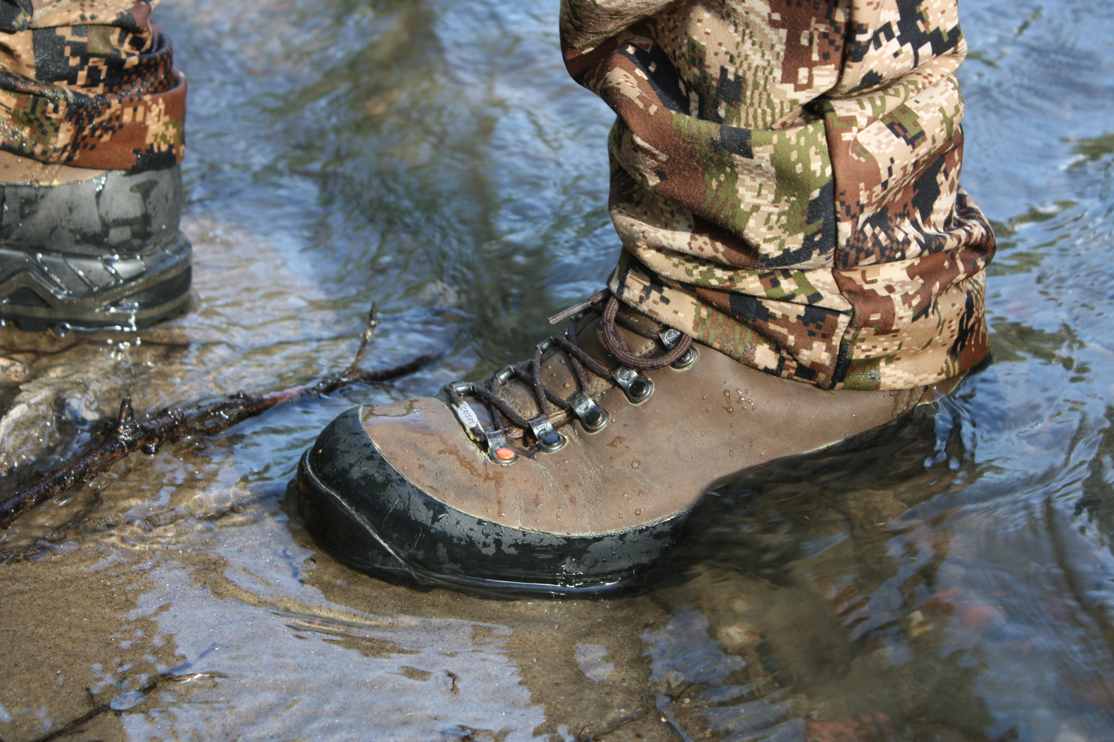 15816eff3c5 Used and Abused: Crispi Nevada GTX Hunting Boot Review | GearJunkie