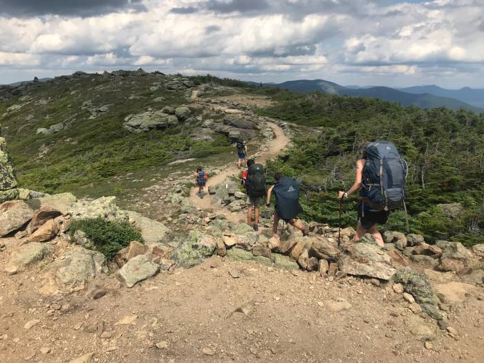 Family of 8 Hiking the Appalachian Trail: The Crawfords