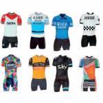 History of cycling jerseys