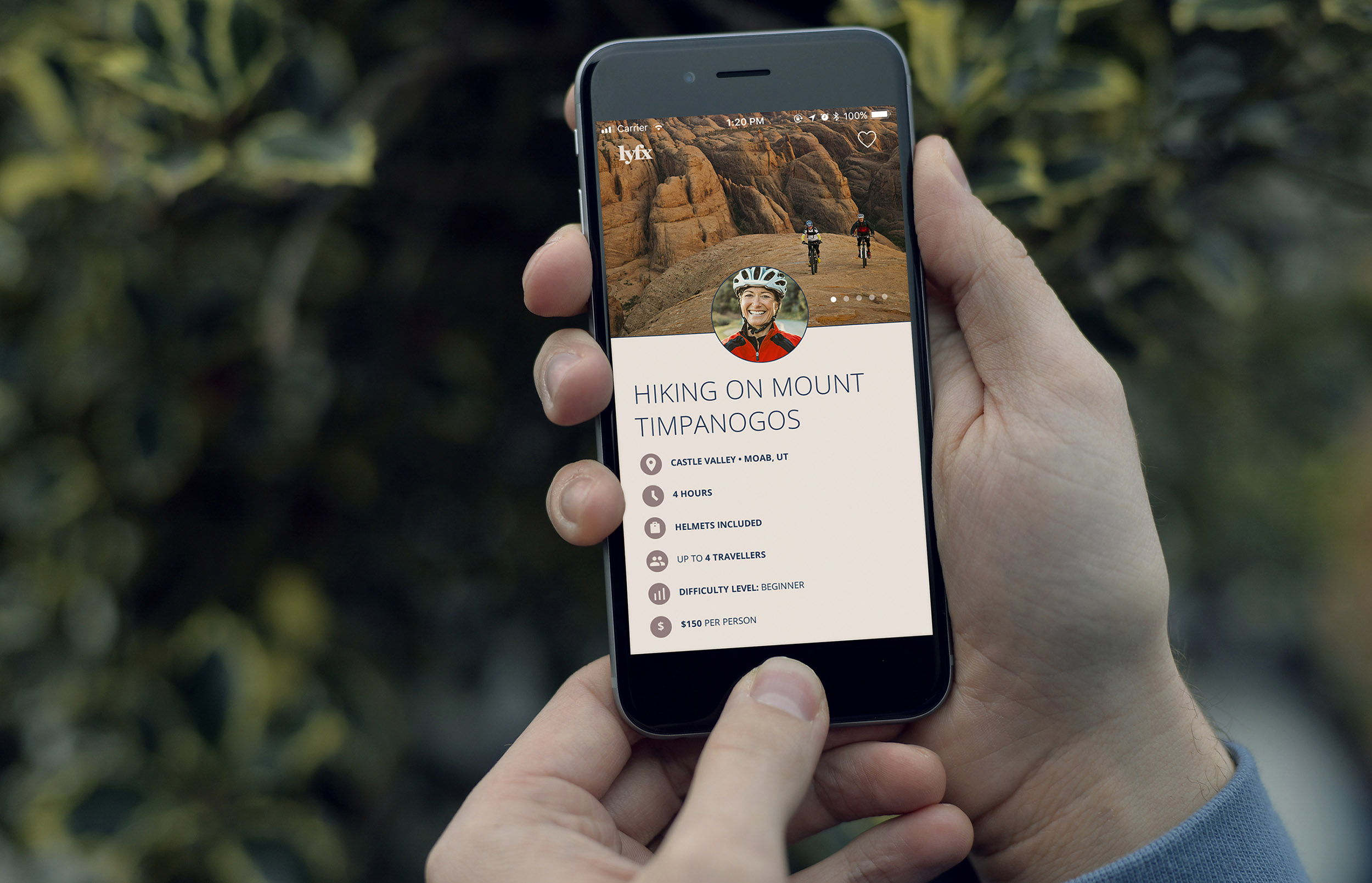 First Look: The Lyfx App Lets You Adventure With The Locals