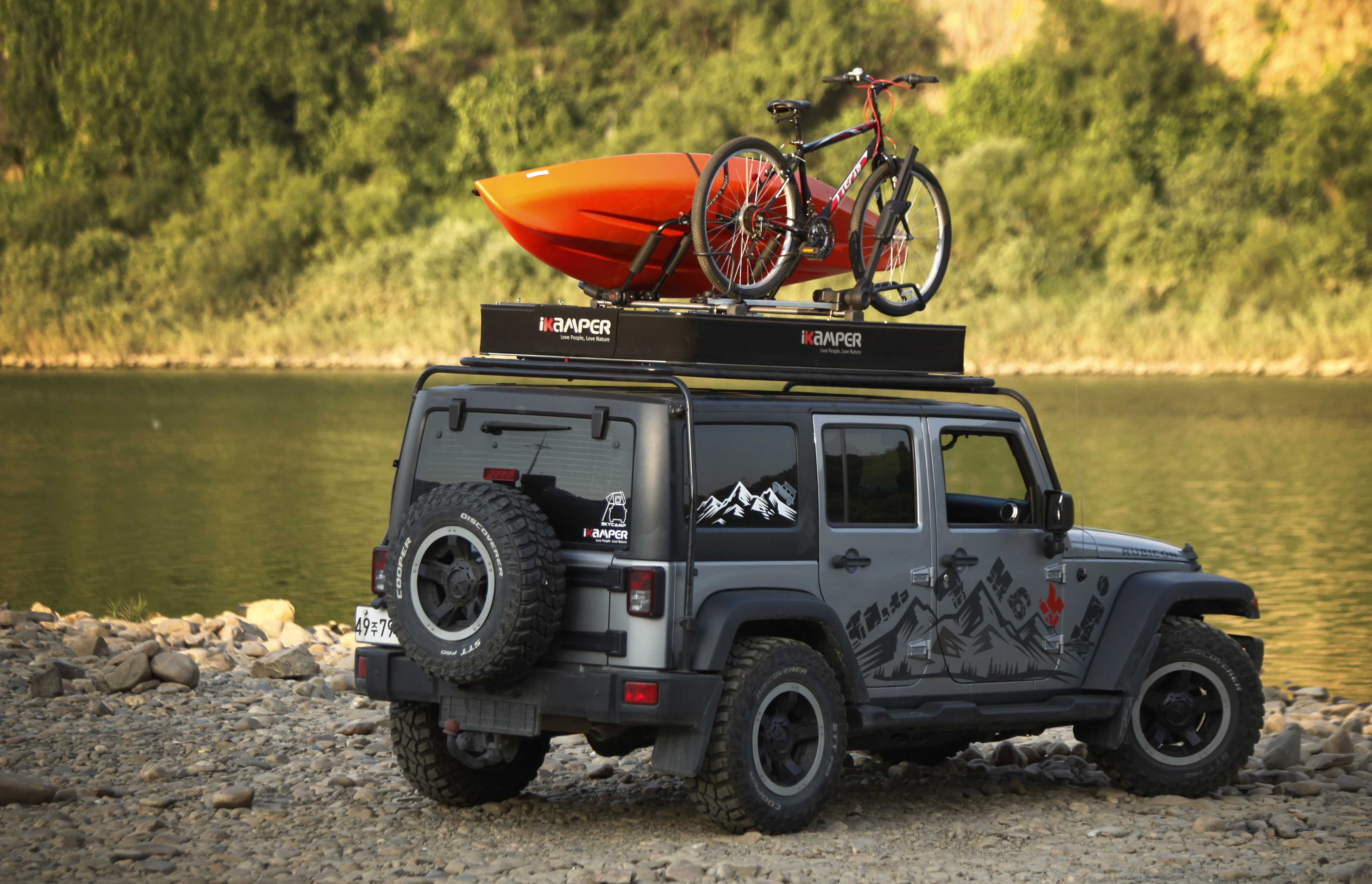 Outdoor Retailer Overlanding: 2018 Tools for All-Terrain