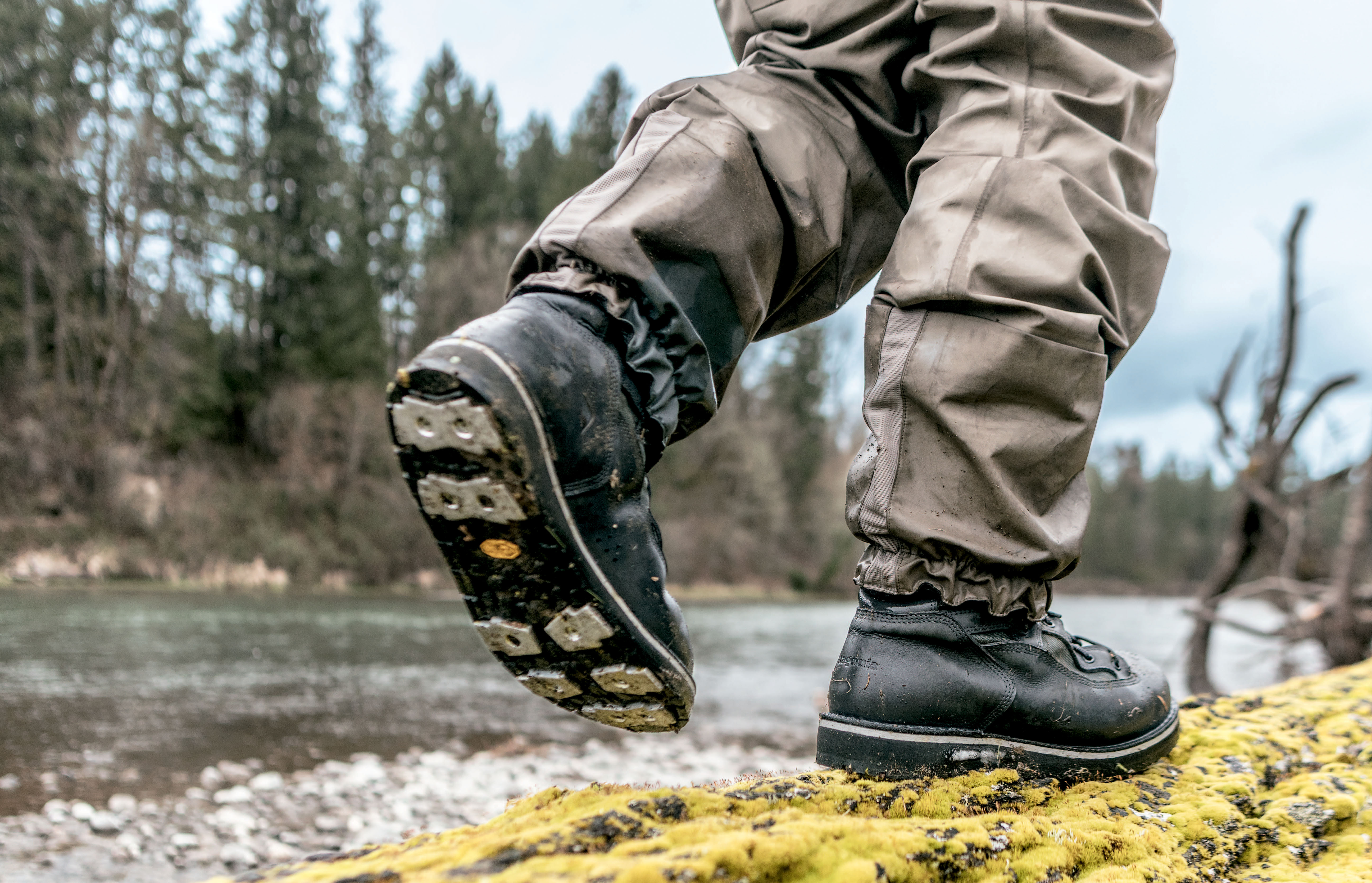 60b54c3b8af Patagonia, Danner Team Up for 'Foot Tractor' Wading Boots | GearJunkie