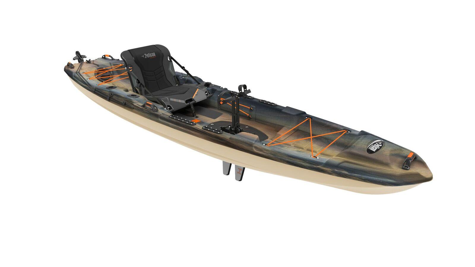 Pedal Power: Fishing Watercraft of ICAST 2018 | GearJunkie
