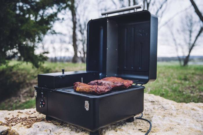 Traeger Ranger review