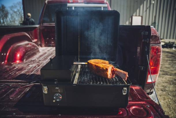 Traeger Goes Portable Meet The Ranger Wood Pellet Grill