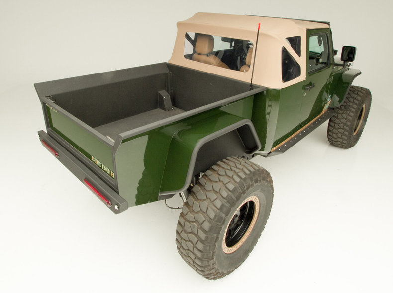Truck Beds For Sale >> Build the V8 Jeep Truck of Your Dreams | GearJunkie