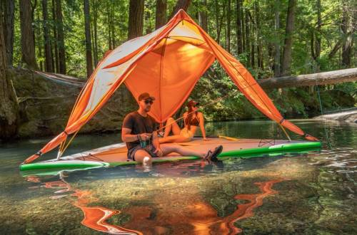 Tentsile Universe fishing