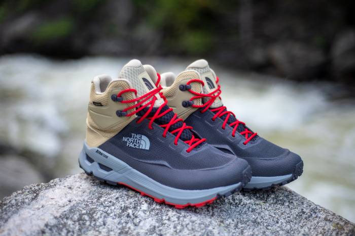 The North Face EXTS Rubber Hiking Shoes 2019