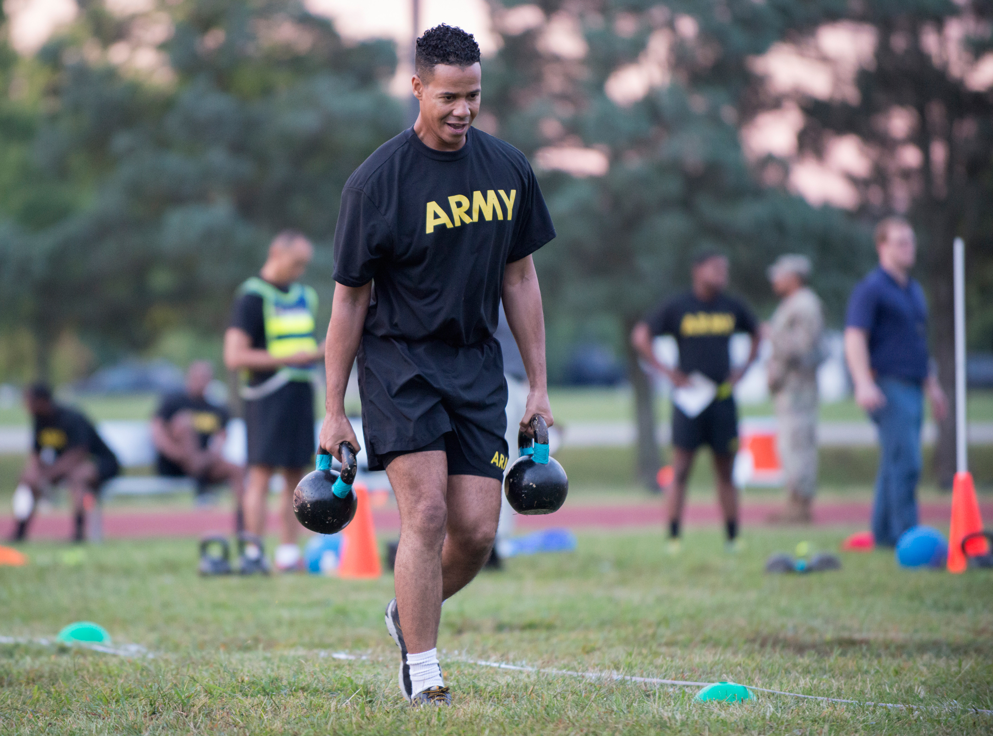 Combat Ready? New Army Test Aims to Better Assess Fitness