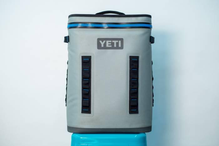 Yeti Hopper Backflip 24 Test